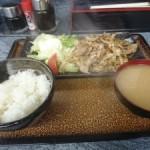 三ツ星食レポ 中華 丸鶴 ヤキニク ★★