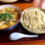 三ツ星食レポ 麺処 更科 カレーつけ汁 ★★