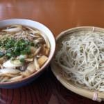 三ツ星食レポ 麺処 更科 きのことろみ汁 ★★