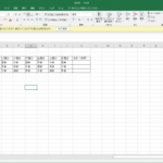 Excelでシフト表の工数をIF分を使って自動計算するサンプル